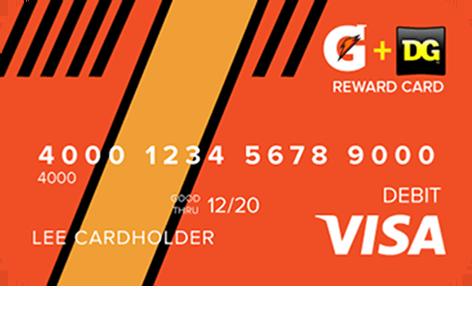$10 Reward Visa<sup>®</sup><br />Prepaid Card(s)